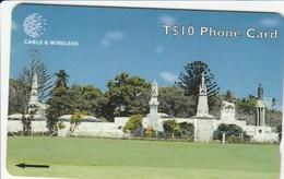 Tonga - Royal Tombs - Old Logo - 323CTGC - Tonga
