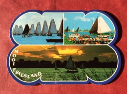 Nederland Mooi Friesland ( Zeilen ) - Segelboote
