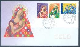 AUSTRALIA  - FDC - 1.11.2004 - CHRISTMAS - Yv 2278-2280 - Lot 18599 - Premiers Jours (FDC)