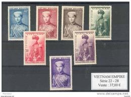 Vietnam. Empire. Série Bao Long - Viêt-Nam