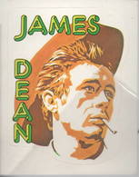 Adesivo Attore James Dean Super Stricker Edizioni Panini 1979 - Edizione Italiana