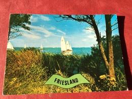 Nederland Friesland ( Zeilen ) - Segelboote