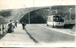 N°67737 -cpa Sainte Adresse -le Raidillon De Lda Hève -tramway- - Sainte Adresse