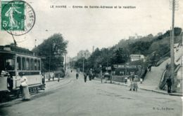 N°67744 -cpa Sainte Adresse -le Raidillon- - Sainte Adresse