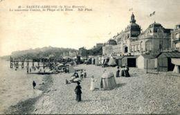 N°67748 -cpa Sainte Adresse -le Nouveau Casino- - Sainte Adresse