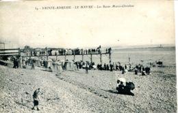 N°67749 -cpa Sainte Adresse -les Bains Marie Christine- - Sainte Adresse