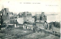 N°67750 -cpa Sainte Adresse -vue Sur La Mer- - Sainte Adresse