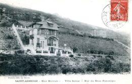 N°67751 -cpa Sainte Adresse -villa Suisse- Rue Du Beau Panoramae -Nice Havrais- - Sainte Adresse