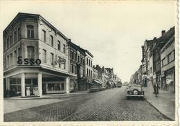 LA LOUVIERE : Rue Sylvain Guyaux - TRES RARE VARIANTE - Cachet De La Poste 1962 - La Louvière
