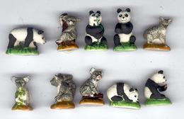 PANDA ET KOALA        13 - Animaux