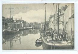 Mechelen Malines Une Vue Sur La Dyle - Malines