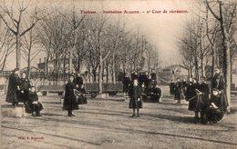 9228-2018       TOULOUSE  INSTITUTION ALQUIER  COUR DE RECREATION - Toulouse