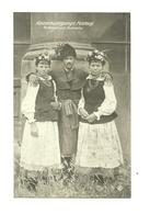 AK Ruthenen Aus Der Bukowina - Kaiserhuldigungsfestzug Wien 1908 - Rumänien