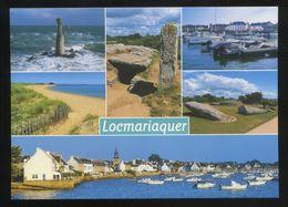 (56) Locmariaquer : La Pointe De Kerpenhir, Le Port Et Les Mégalithes - Dolmen & Menhirs