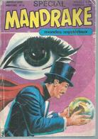 MANDRAKE Spécial 2ème Série N° 10  -   REMPARTS  1977 - Mandrake