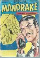 MANDRAKE Spécial 2ème Série N° 14  -   REMPARTS  1978 - Mandrake