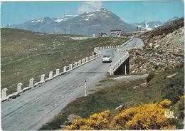 Col De Puymorens: SIMCA ARONDE 1300 - Alt. 1918 M. - Paysage Des Pyrénées - Toerisme
