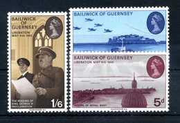 1970 GUERNSEY SET MNH ** - Guernesey