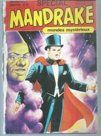 MANDRAKE Spécial 2ème Série N° 18  -   REMPARTS  1978 - Mandrake