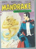 MANDRAKE Spécial 2ème Série N° 20  -   REMPARTS  1979 - Mandrake