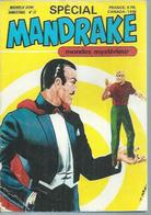 MANDRAKE Spécial 2ème Série N° 22  -   REMPARTS  1979 - Mandrake