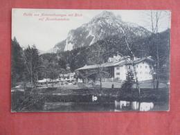 Hohenschwangau Neuschwantstein--ref 3097 - Germany