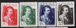 Russia 1935 Unif. 565/68 */MH VF/F - 1923-1991 URSS