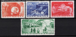 Russia 1935 Unif. 551/54 */MH VF/F - 1923-1991 URSS