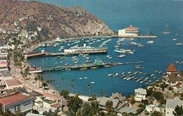 AVALON BAY-CATALINA ISLAND-1964 - Los Angeles