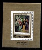Hoja Bloque De Rumanía Nº Yvert HB106 ** - Blocks & Sheetlets