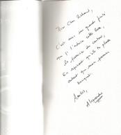 Dédicace De Alexandre Geoffroy - La Rose Oubliée - Livres, BD, Revues