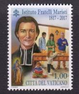 11.- VATICAN CITY 2017 200 ANNIVERSARY INSTITUT BROTHERS MARIST - Vaticano (Ciudad Del)