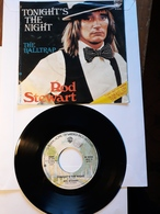 Rod Stewart  -  1976.  Tonight's The Night   E  The Balltrap  -  Warner Bros - Disco, Pop