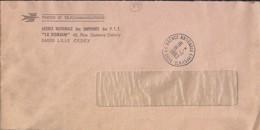 59 - NORD - 59.LILLE / AGENCE NATIONALE EMPRUNTS  - 1983 -  TàD De Type A9 - Marcophilie (Lettres)