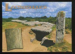 (56) Locmariaquer : Les Pierres Plates - Dolmen & Menhirs