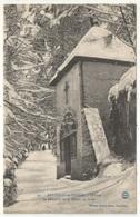 88 - BRUYERES-EN-VOSGES, à L'Avison - La Chapelle De La Roche, En Hiver - Guerre-Briot 347 - 1916 - Bruyeres
