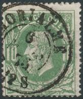 [49329]N° 30, Superbe Obl Centrale DC 'Morialme', Nipa +9? - 1869-1883 Léopold II