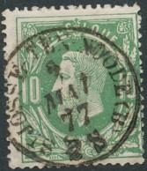 [49343]N° 30, Obl Concours DC Type B 'St-Josse-Ten-Noode' - 1869-1883 Léopold II
