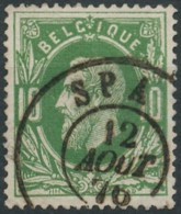 [49348]N° 30, TB Obl DC 'Spa' - 1869-1883 Léopold II