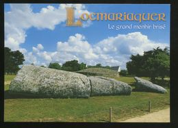 (56) Locmariaquer : Le Grand Menhir Brisé - Dolmen & Menhirs