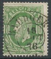 [49976]N° 30, Superbe Obl Centrale DC 'Baudour', Nipa +6? - 1869-1883 Léopold II