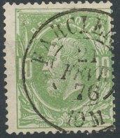 [50012]N° 30, TB Obl Centrale DC 'Farciennes', Nipa +4? - 1869-1883 Léopold II