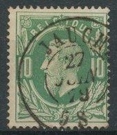 [50046]N° 30, TB Obl Centrale DC 'Jauche' (27 Juin 1879, Tardive), Nipa +7,5? - 1869-1883 Léopold II