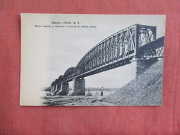 Bridge Omsk   Russia  Ref 3097 - Russia