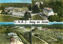 YVELINES  JOUY En JOSAS  C.N.R.Z  ( Cpsm) Erreur De Description Au Dos - Jouy En Josas