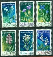 Wildflowers. GDR 1970.Used Stamp. - Plants