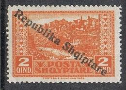 ALBANIE N°152 N* - Albanie