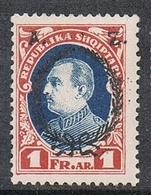 ALBANIE N°184 N* - Albanie