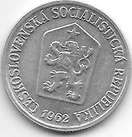 Czechoslovakia 10 Haleru 1962 Unc - Tchécoslovaquie