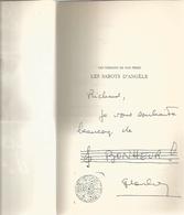 Dédicace De Georges Coulonges - Les Sabots D'angèle - Livres, BD, Revues